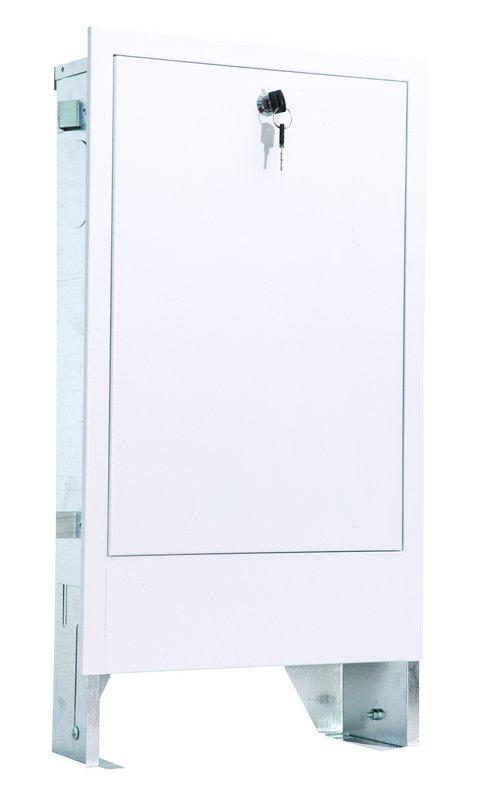 Коллекторный шкаф внутренний ШКВ-04 ITAL с регулируемой глубиной