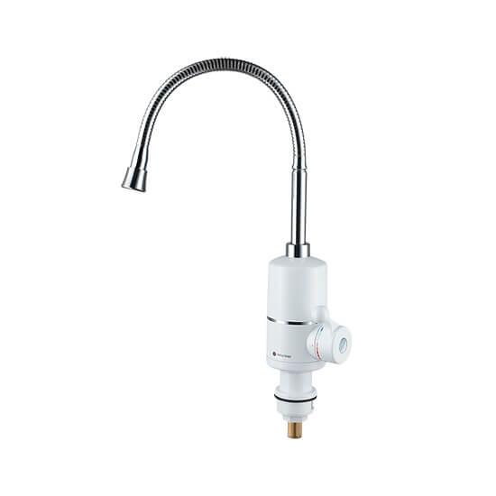 Кран водонагреватель Wezer SDR-F05 с гибким гусаком