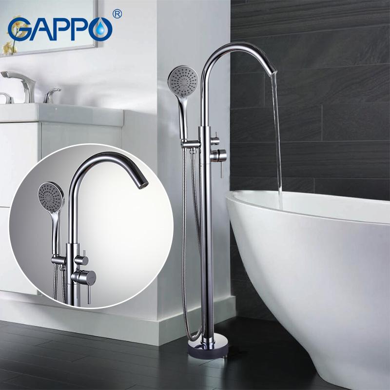 Смеситель для ванны Gappo Jacob G3098